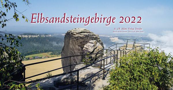 Kalender Elbsandsteingebirge 2022