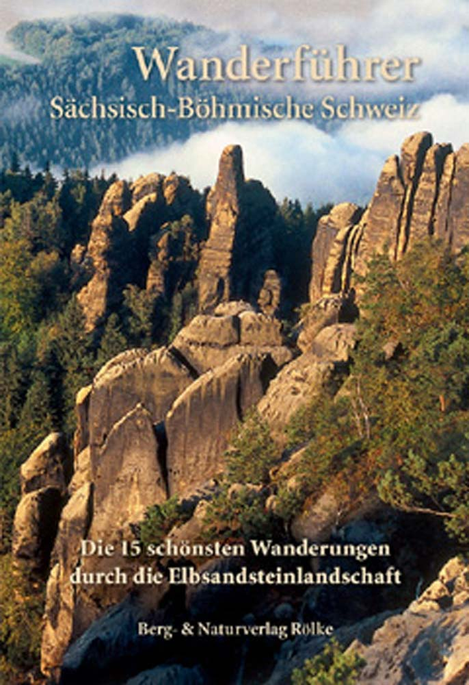 Buch wandern Sächsische Schweiz