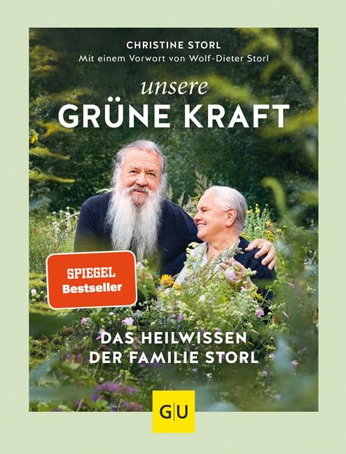 Unsere grüne Kraft Buch Heilwissen Storl