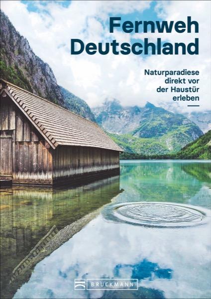 Buch Naturparadiese in Deutschland