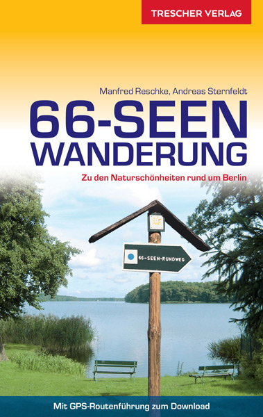 66 Seen Wanderweg Buch