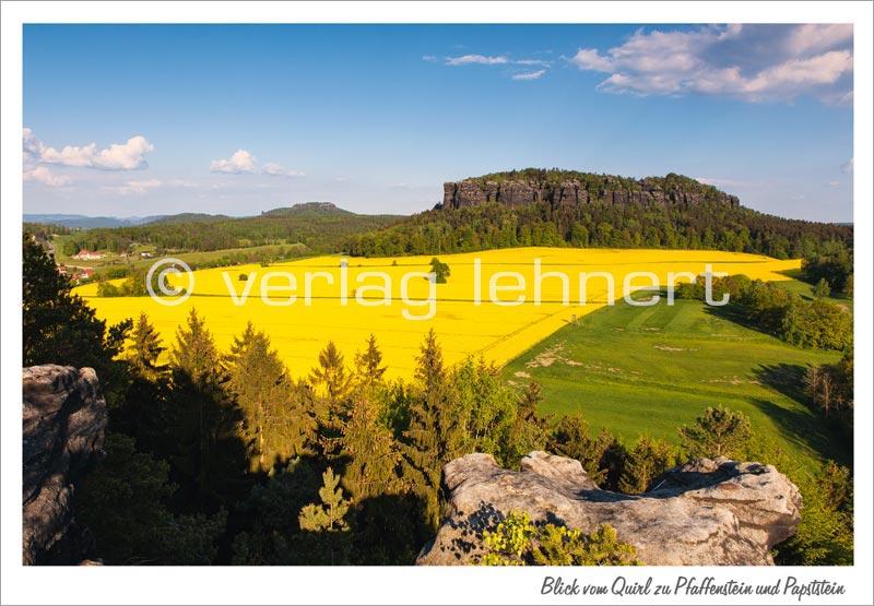 Pfaffenstein Postkarte