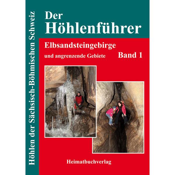 Höhlenführer Sächsische Schweiz buch