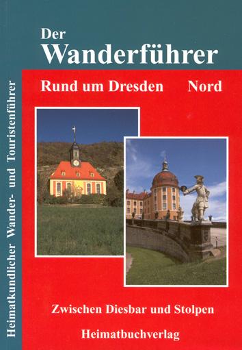 Wanderführer Dresden Nord Buch