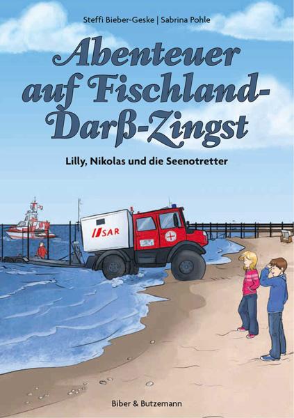 Ein Kinderbuch über Fischland Darß Zingst