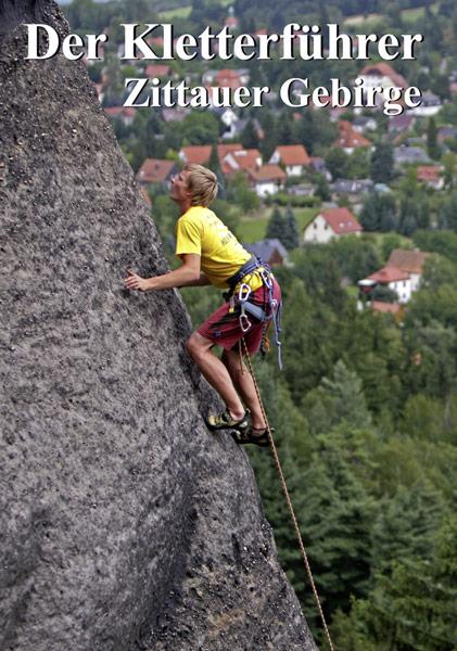 Kletterführer Zittauer Gebirge Buch
