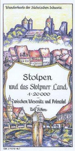 Wanderkarte Stolpen und das Stolpner Land - 1 : 20000