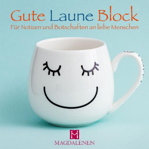 Gute Laune Block Tasse Smile