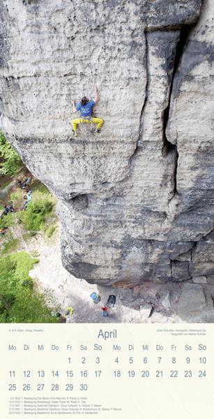 Klettern Elbsandstein