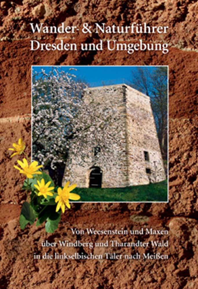 Buch Wandern Tharandter Wald