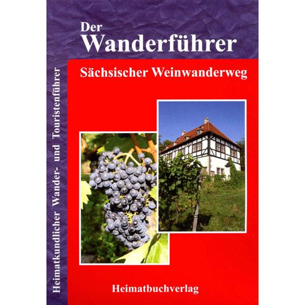 Wanderführer Sächsischer Weinwanderweg Weintraube