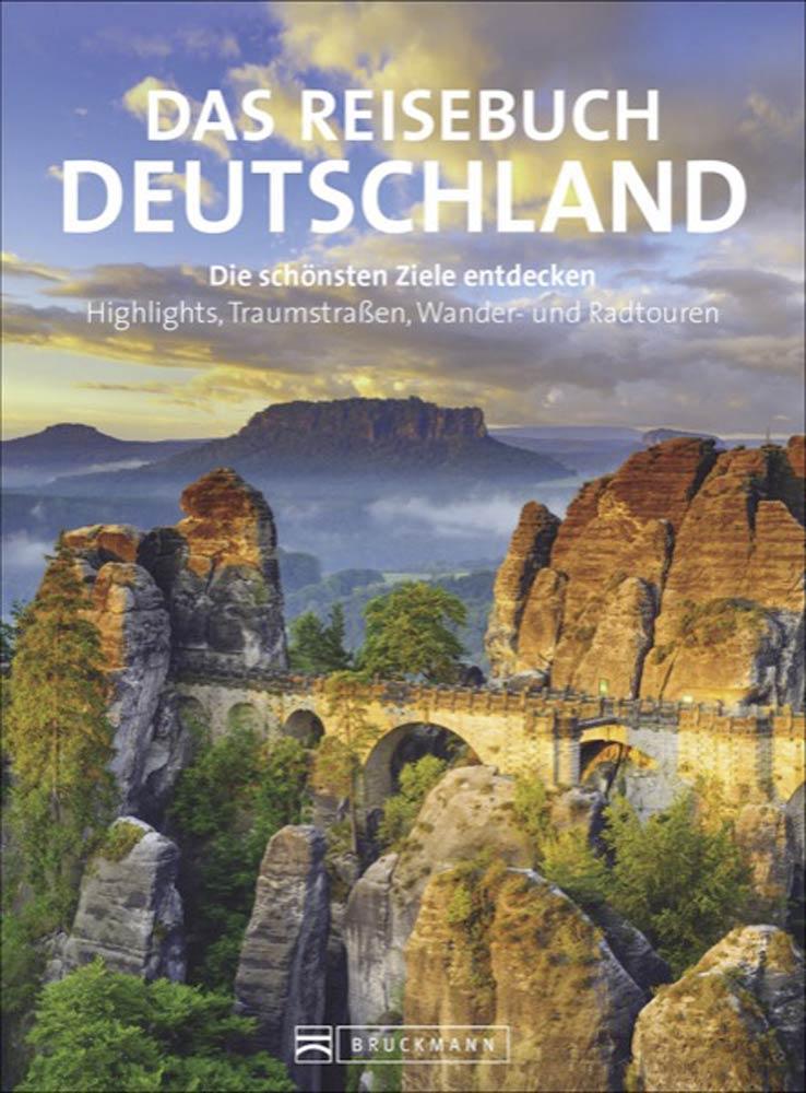 Die schönsten Ziele in Deutschland Buch