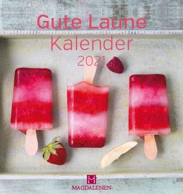 Kalender 2021 - Gute Laune Kalender