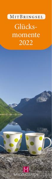 Glücksmomente 2022 Tassen Bergsee