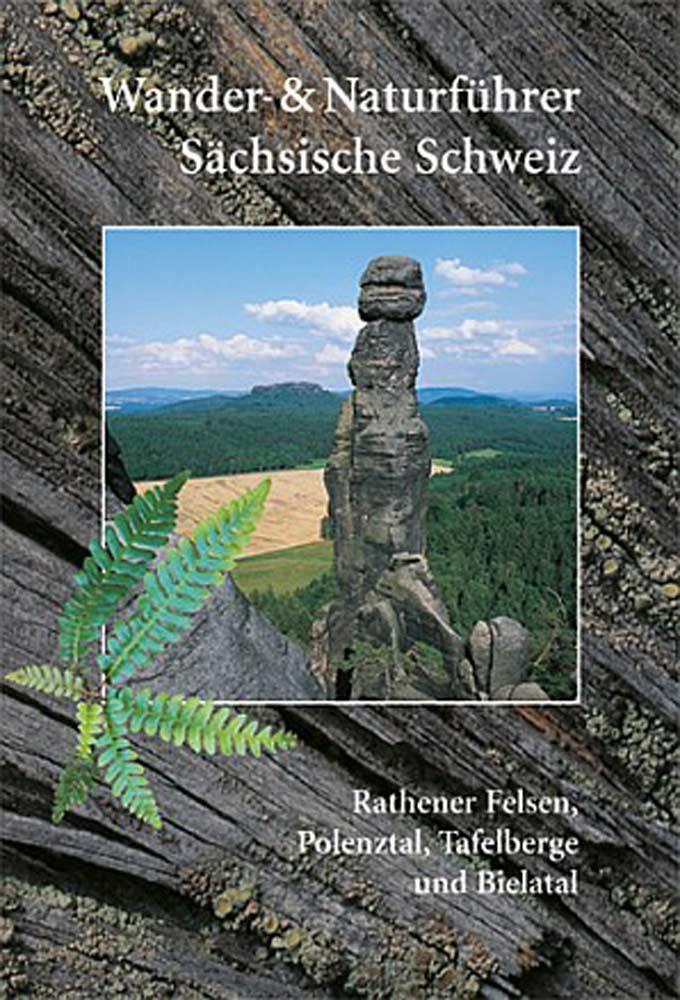 Buch Wandern Barbarine