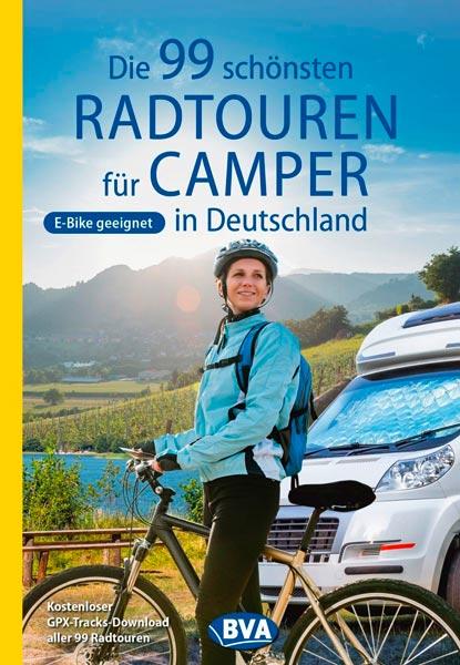 Radtouren für Camper Deutschland Buch