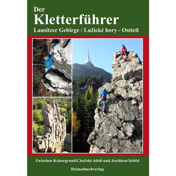Klettersteige Lausitzer Gebirge Buch