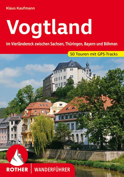 Wanderführer Vogtland Rother Buch