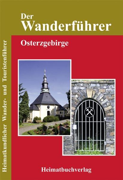 Wanderführer Osterzgebirge Buch