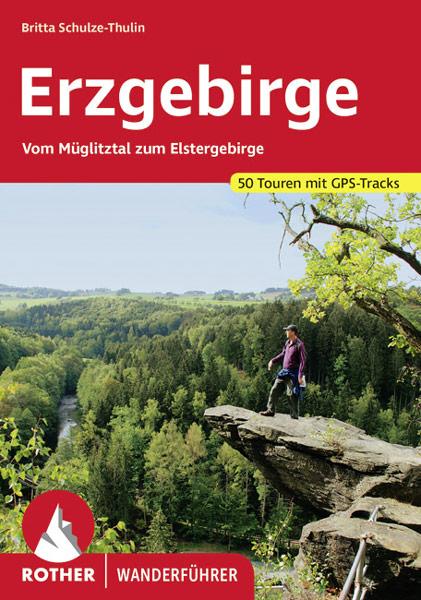 Rother Buch Wandern Erzgebirge