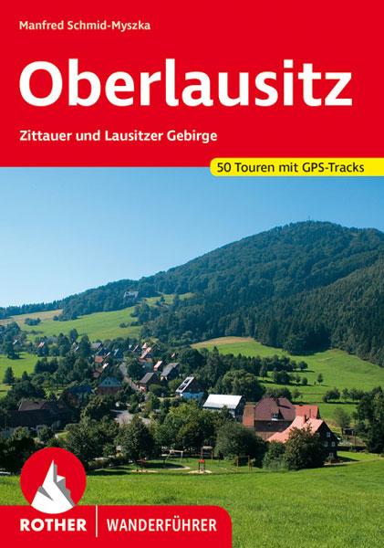 Wanderführer Oberlausitz Buch Rother