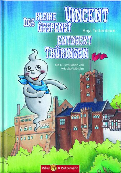 Buch Gespenst Vincent Thüringen Burg