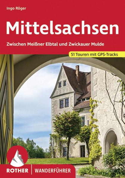 Rother Buch mit Wandertouren Meißner Elbtal Zwickauer Mulde